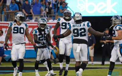 Willing Tacklers + Green System = Dominant Panthers Defense