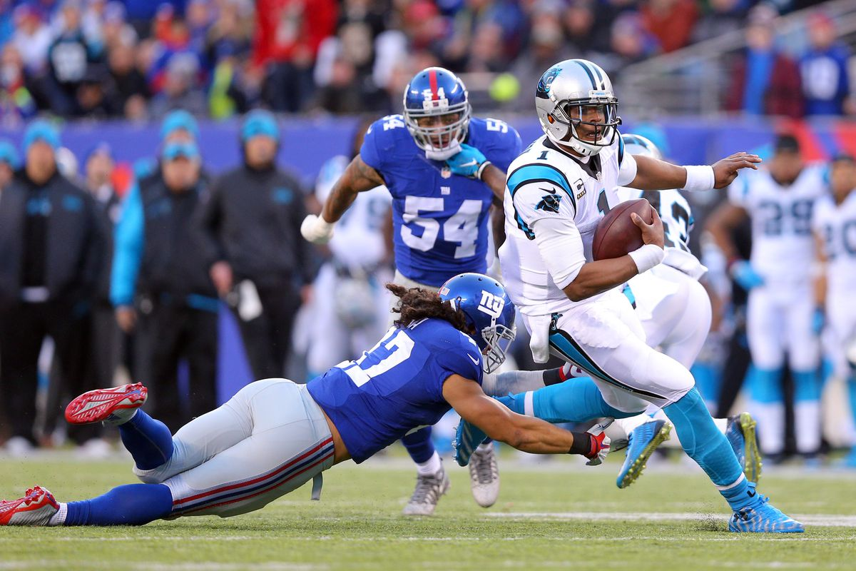 Four Simple Things A Panthers Vs Giants Preview The Riot Report