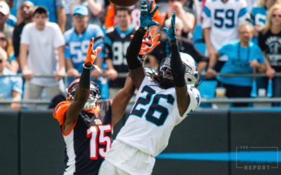 Picking Where They Left Off: How The Panthers Won The Turnover Battle Sunday