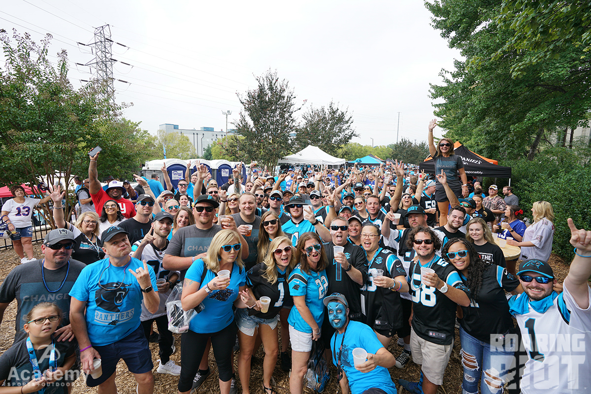 Photo Gallery: Week 5 Roaring Riot Tailgate Sponsored By Academy Sports & Outdoor