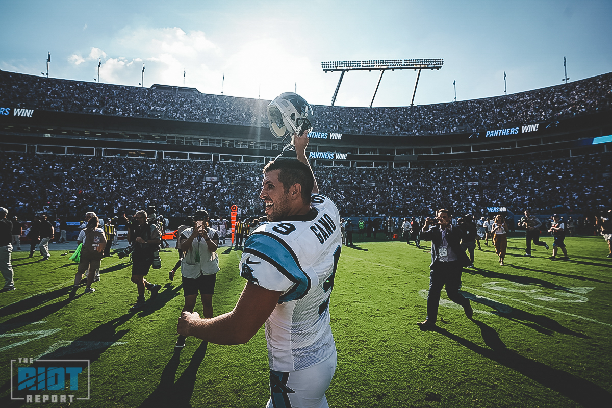 Love Him Or Hate Him, Graham Gano Is A Huge Part Of Panthers Lore