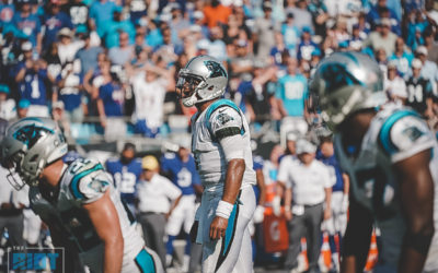 Another game, Another Gif: The Cam Newton Block Heard Round The NFL