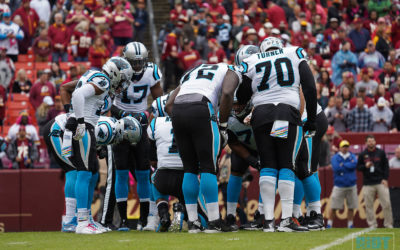 Part Two: Where Has The Panthers' Ground Game Gone?