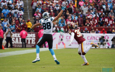 Greg Olsen & Thomas Davis Add Fire To Panthers On Both Sides Of The Ball