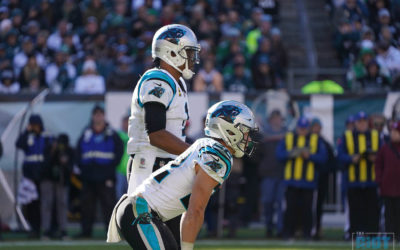The Panthers Know The No Huddle Works – Here's Why They Don't Use It More
