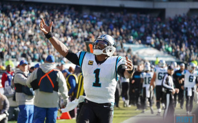 Cam Newton Wins NFC Offensive Player Of The Week