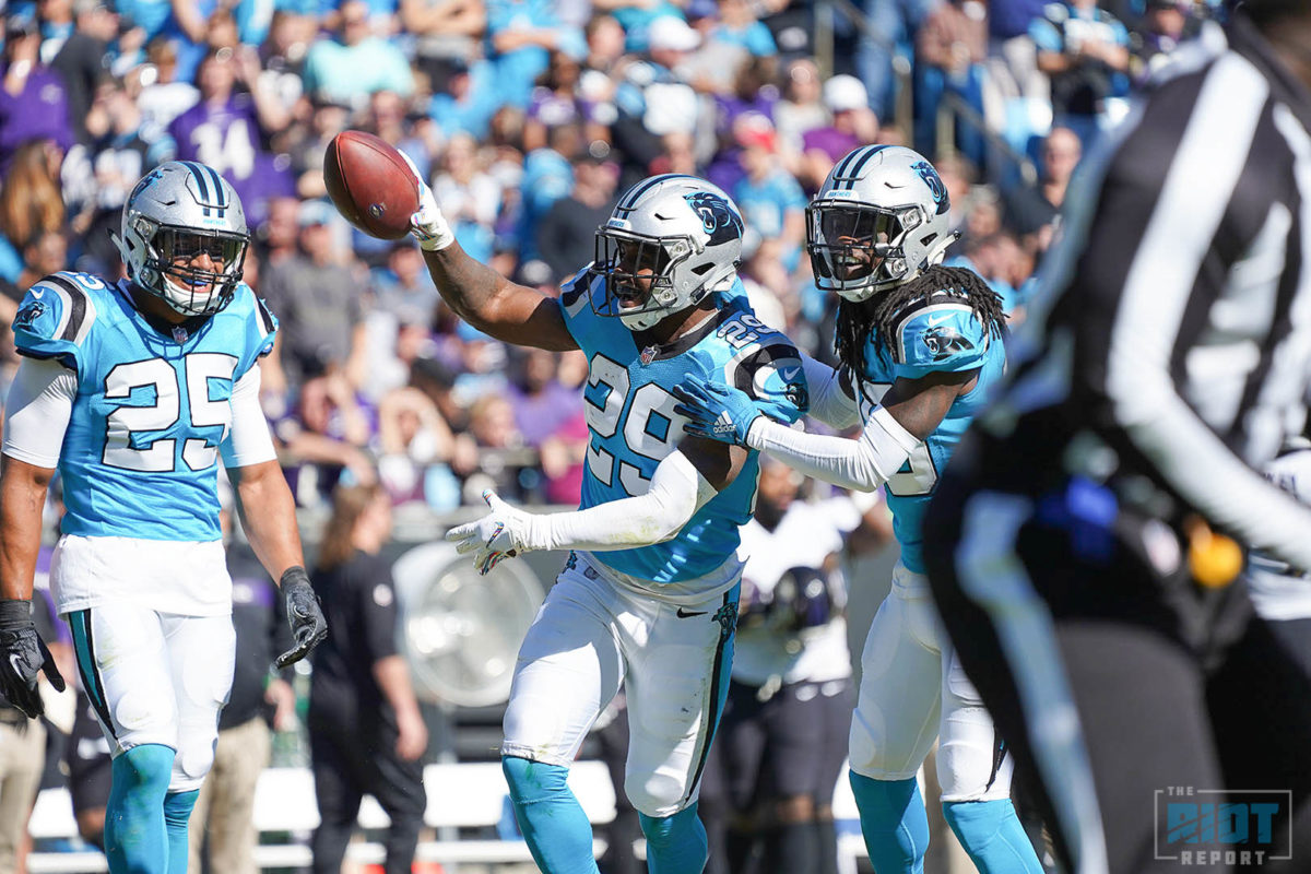 Former Panthers Safety Retires After 16 Seasons