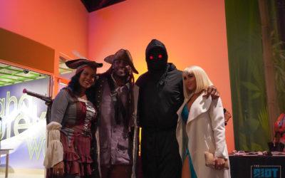 Photo Gallery: Thomas Davis & Friends Fright Night