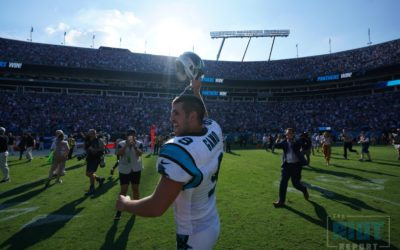 New York Giants vs. Carolina Panthers Week 5 Report