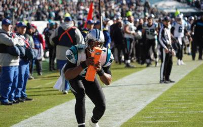 Carolina Panthers vs. Philadelphia Eagles Report