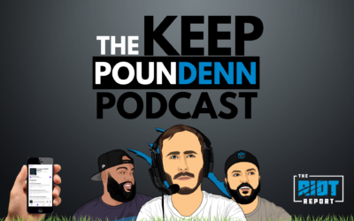 Keep PounDENN |  PANTHERS POST GAME FROM WASHINGTON D.C.