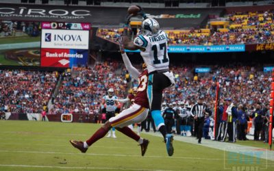 Carolina Panthers vs. Washington Redskins Report