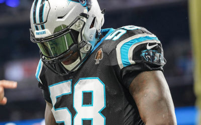 Panthers Legend Wants To Return – What The Future Holds Isn't As Clear