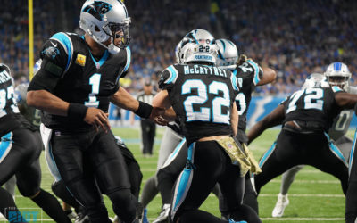 Keeping The Options Closed: What's Happening With The Panthers Run Game