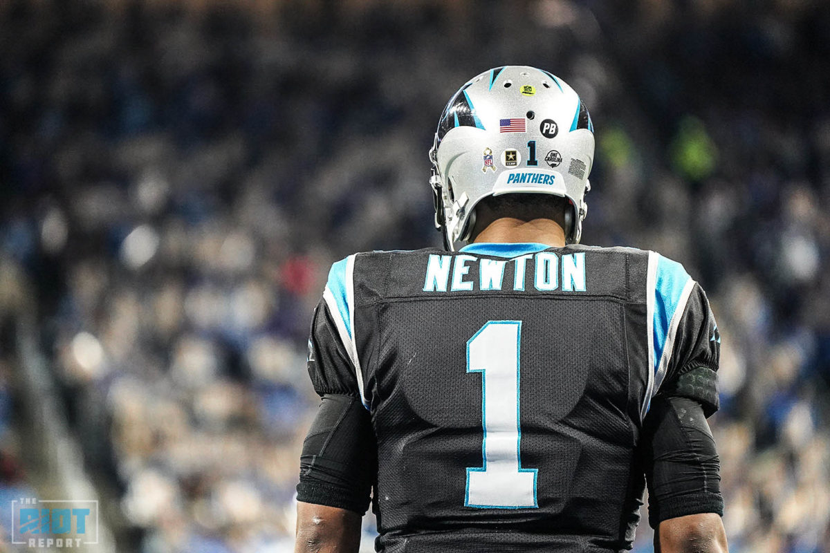 Carolina Panthers quarterback Cam Newton expected to miss remainder of season