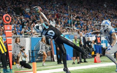Photo Gallery: Carolina Panthers vs Detroit Lions