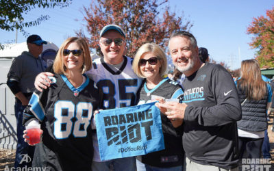 Photo Gallery: Roaring Riot Tailgate Presented By Academy Sports + Outdoor