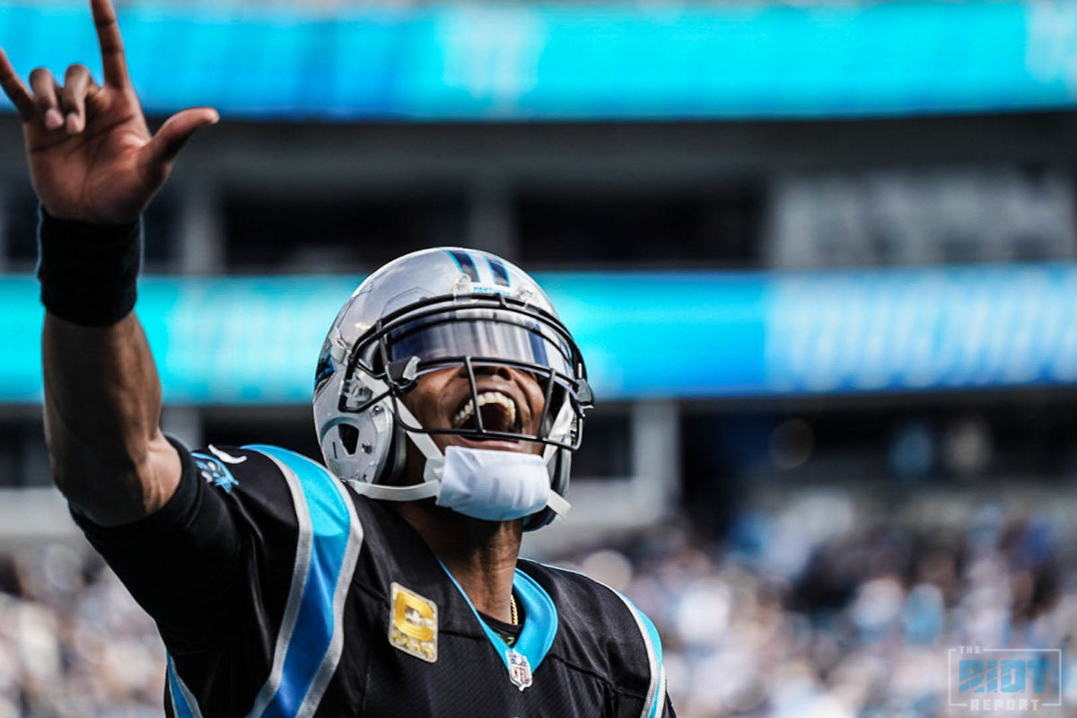 Cam & Antonio Brown's Workouts About More Than Just Social Media