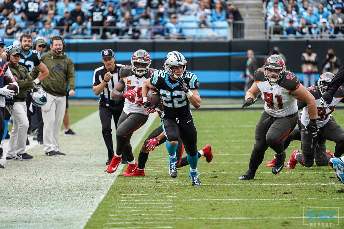 Panthers Short Week A Blessing And A Curse
