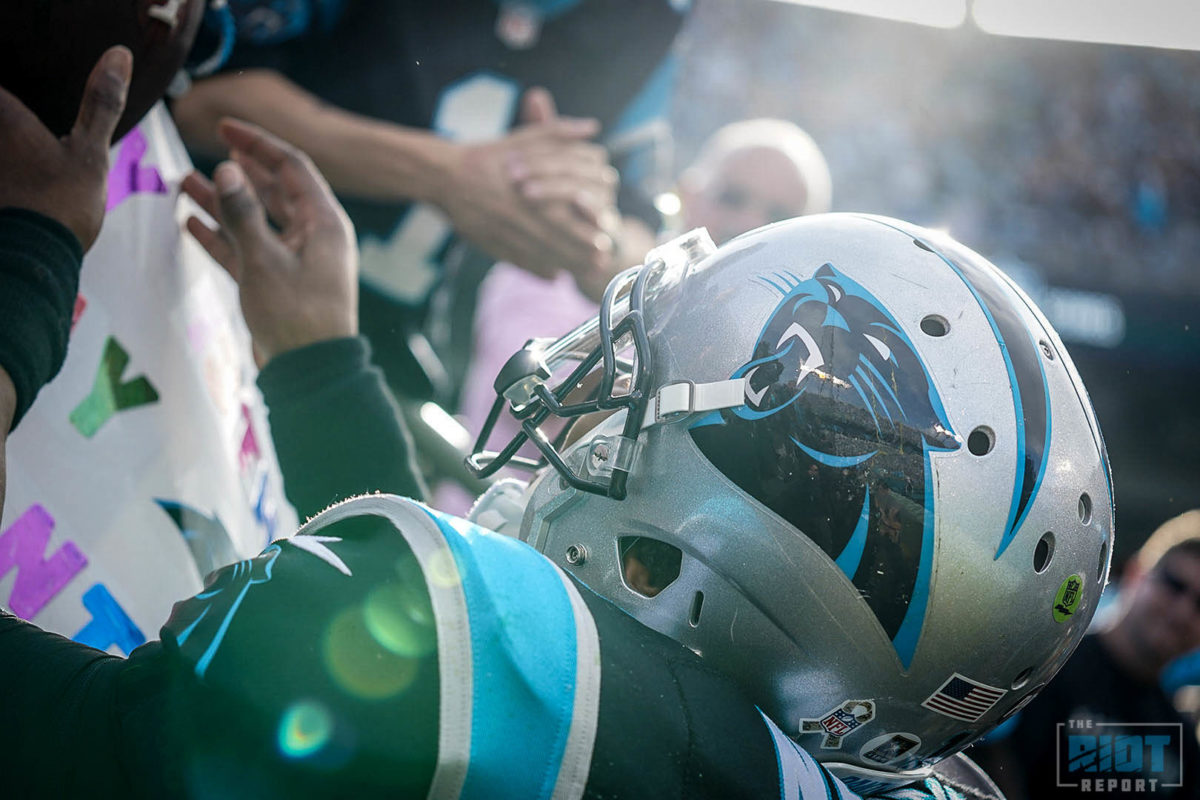 A Letter For Cam Newton: It's OK