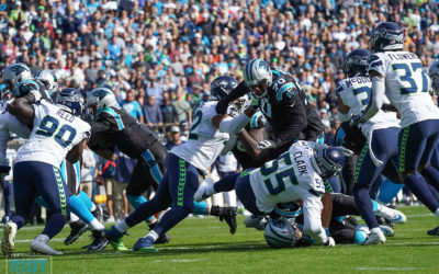 Positive Spin: Panthers' Offensive Line Shines Again