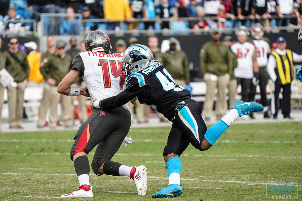 The Good, The Bad And The Inconsistent: The Panthers' Pass-Rush Story, Part Three