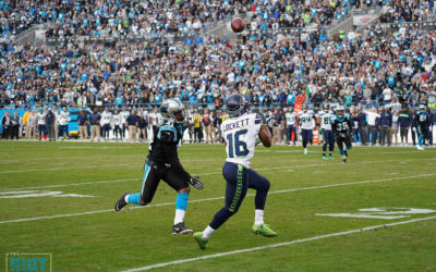 Two Mistakes: Without Jackson, Panthers Depleted Secondary Struggles