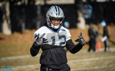 Panthers Practice – November 28, 2018 – Photo Gallery