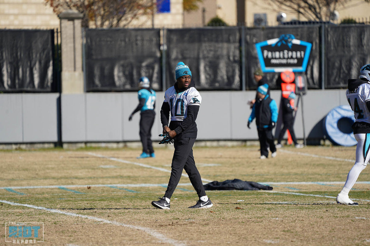 Injury Report: Searcy Returns, Wide Receiver Group Looking Thin