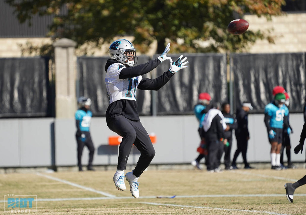 Carolina Panthers Practice – November 29, 2018 – Photo Gallery
