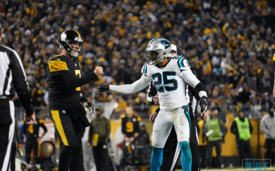 Panthers Don't Think Eric Reid Should Have Been Ejected