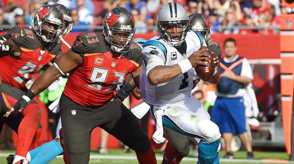 The Real Reason Gerald McCoy Makes The Panthers So Scary