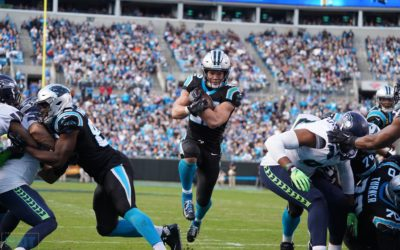 Seattle Seahawks vs. Carolina Panthers Report