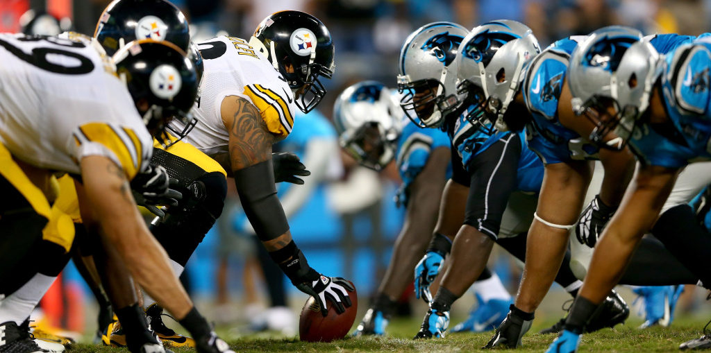 5-4-3-2-1: A Panthers/Steelers Thursday Night Preview Countdown
