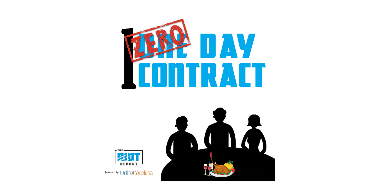 Zero Day Contract: Long Term Mediocrity & Childish Condiments