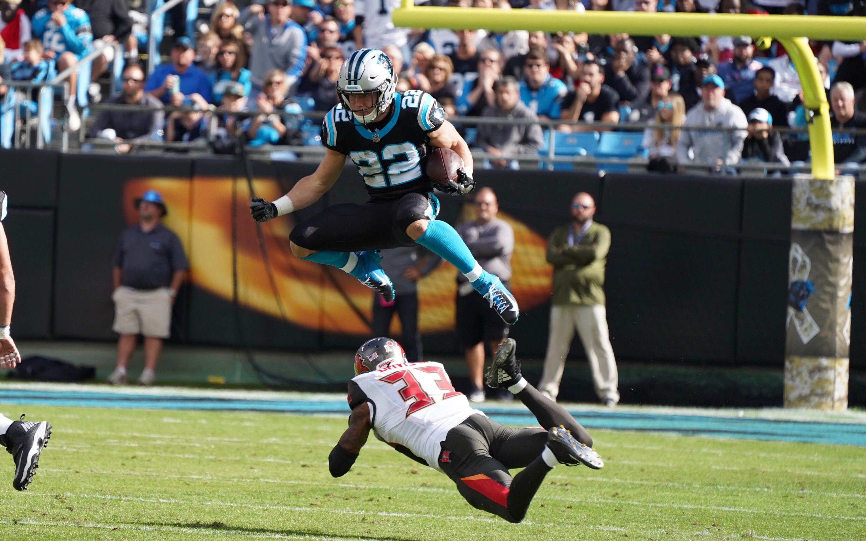 8dfc46bf Tampa Bay Buccaneers vs. Carolina Panthers Report | The Riot Report