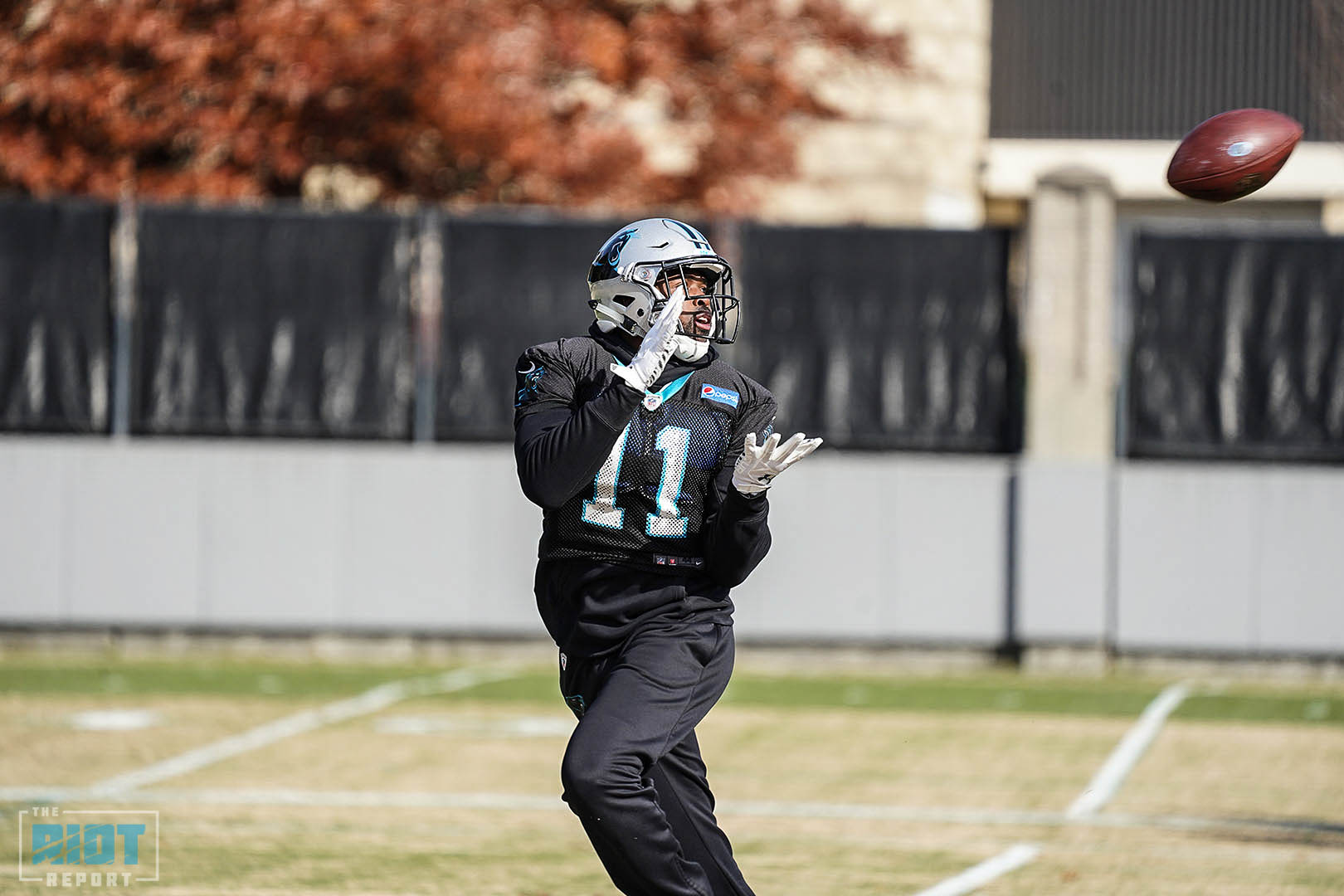 Panthers Exercise Torrey Smith's Option For 2019