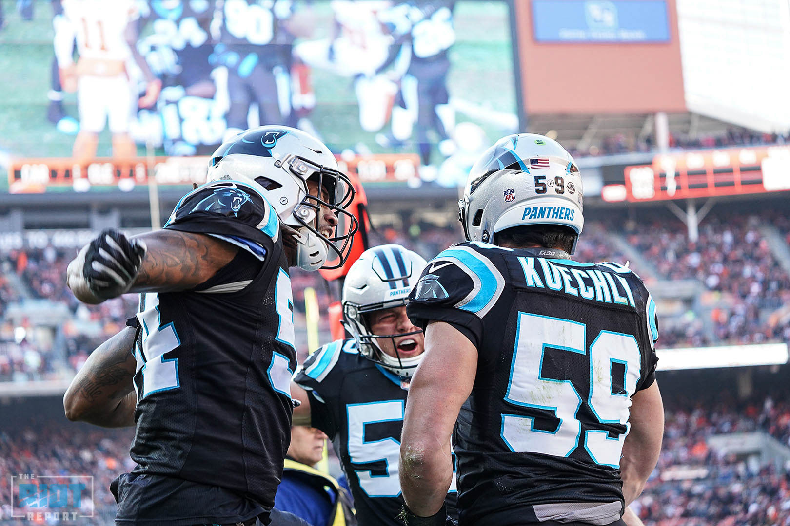 Panthers Position Analysis: Linebackers