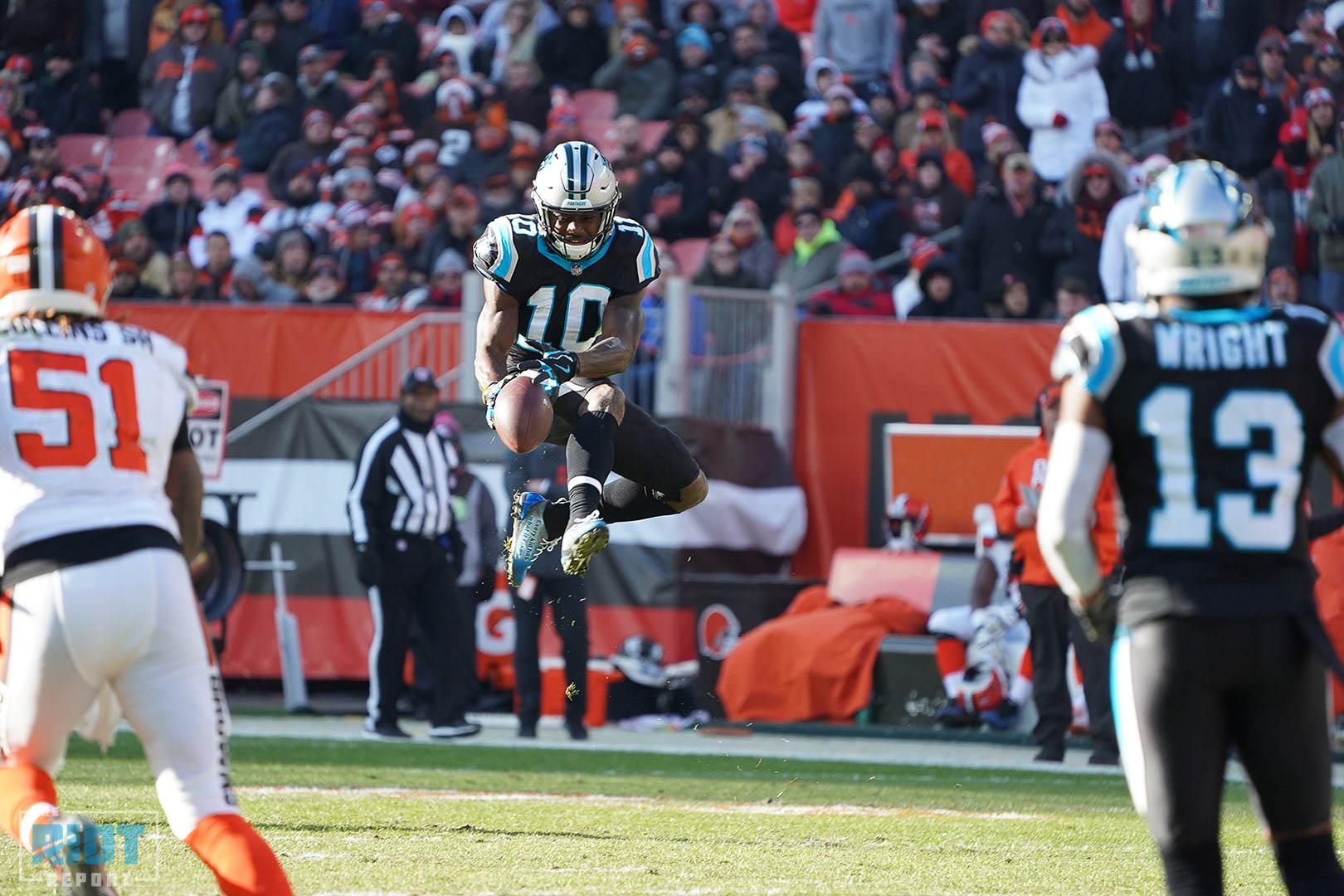 Photo Gallery: Carolina Panthers vs Cleveland Browns