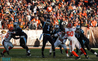 Cam Newton Clearly Hurting – Some Options To Consider