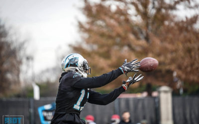 Photo Gallery: Carolina Panthers Practice – December 13, 2018