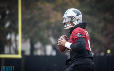 Photo Gallery: Carolina Panthers Practice – December 14, 2018