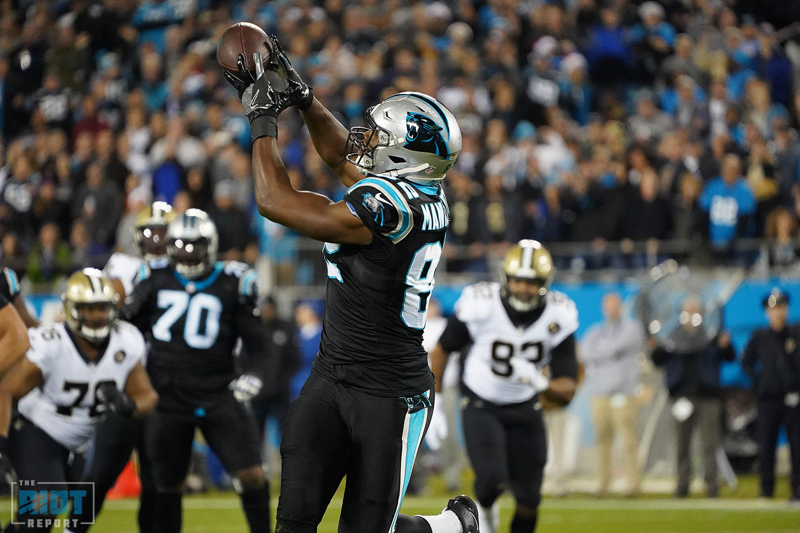 Panthers Ink Manhertz To Two-Year Deal