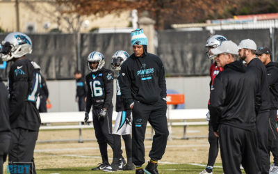 Carolina Panthers Practice – December 19, 2018 – Photo Gallery