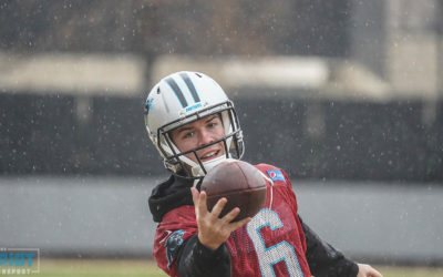 Carolina Panthers Practice – December 20, 2018 – Photo Gallery