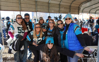 Photo Gallery: Roaring Riot Tailgate | Panthers vs Falcons