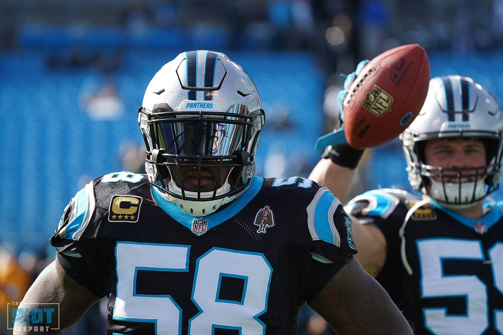 Thomas Davis won't play for Panthers in 2019