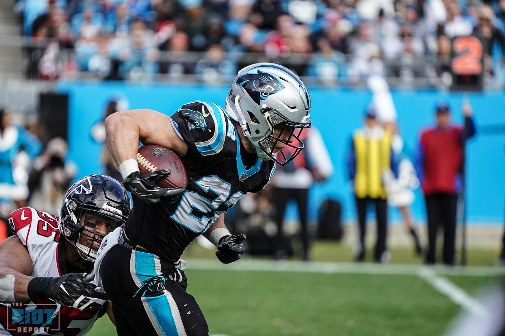 Photo Gallery: Carolina Panthers vs Atlanta Falcons