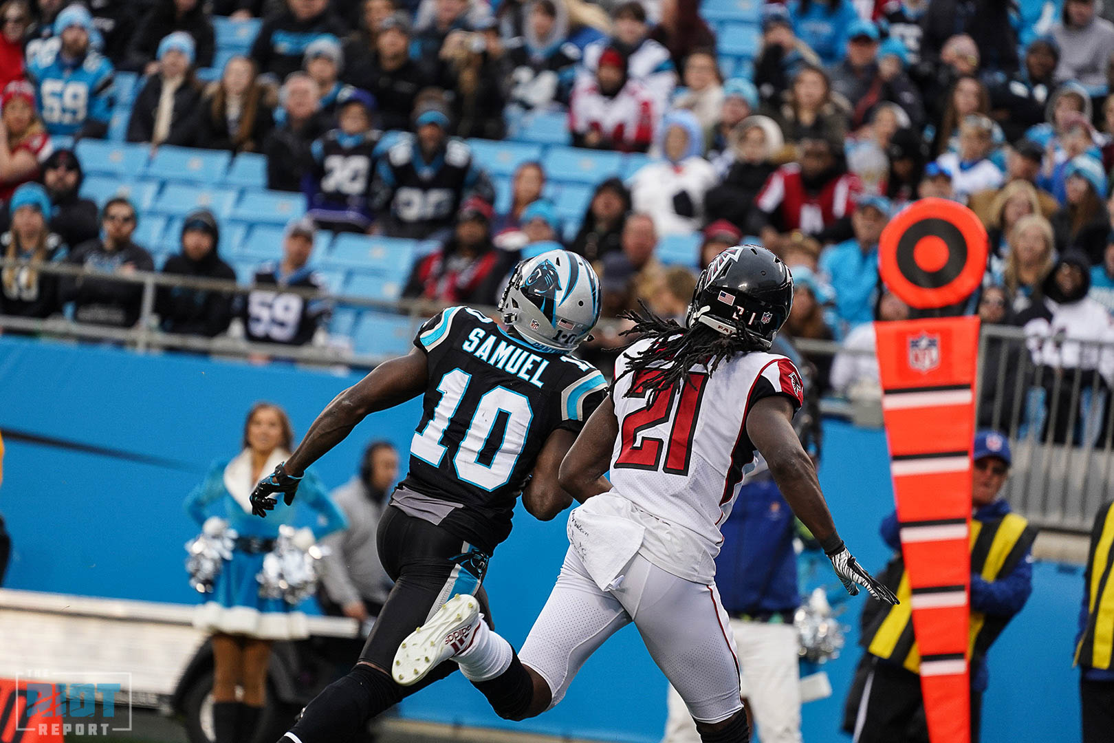 Six Plays That Mattered As The Panthers Are Embarrassed By The Falcons