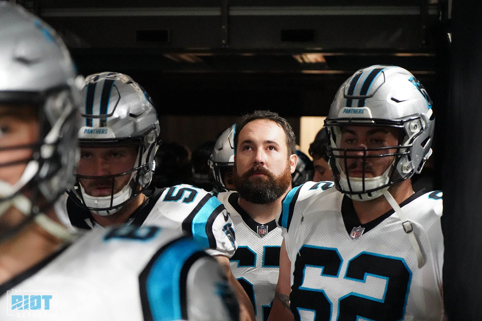 Ryan Kalil Says Goodbye, Leaves The Leading To The Next Generation